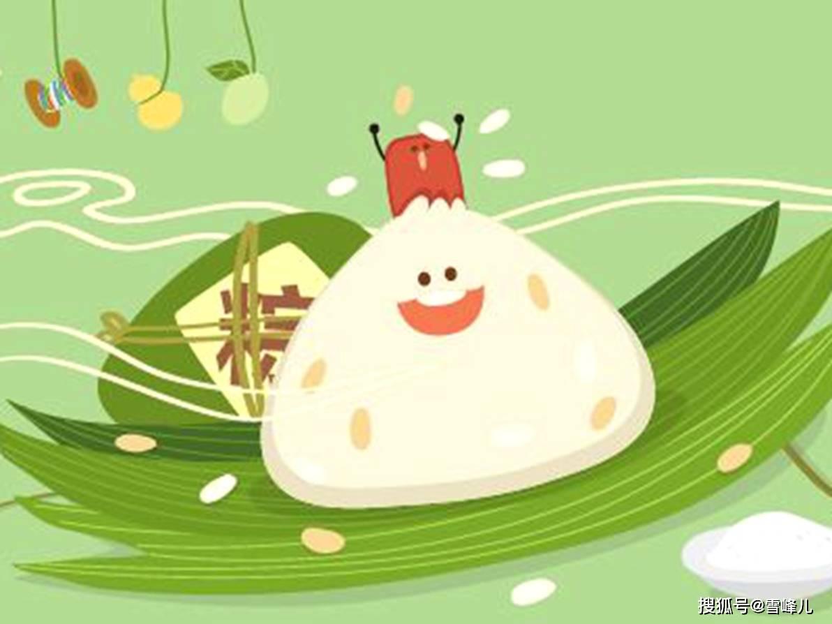 鹹粽子VS甜粽子,教您學會兩種粽子包法,軟糯好吃不漏米,值得收藏試試