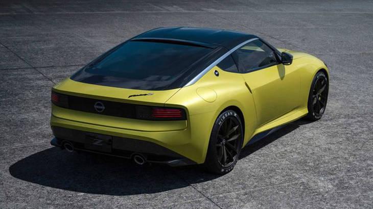 高度還原原型車 日產Z Proto量產版將於8月7日亮相