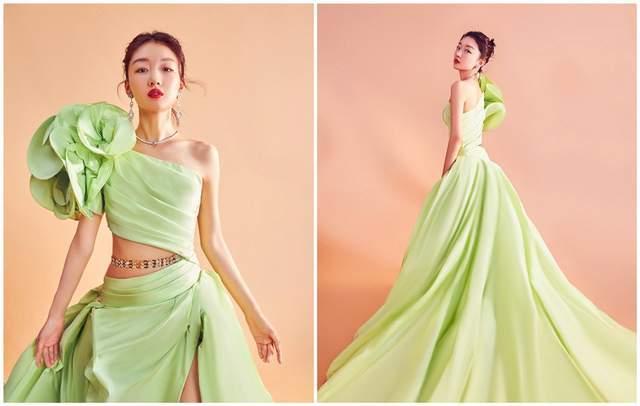 图片[2]-上影节红毯:曾黎万种风情,倪妮上半身让人移不开眼,刘昊然帅了-妖次元
