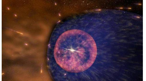 """神奇的宇宙环境,高达5万度的""""火墙""""为什么无法烧毁旅行者2号?"""