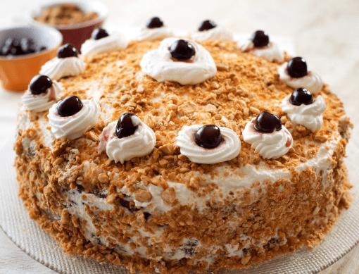 心理测试:四个蛋糕,你喜欢哪个?测出你身边的贵人是谁  第3张