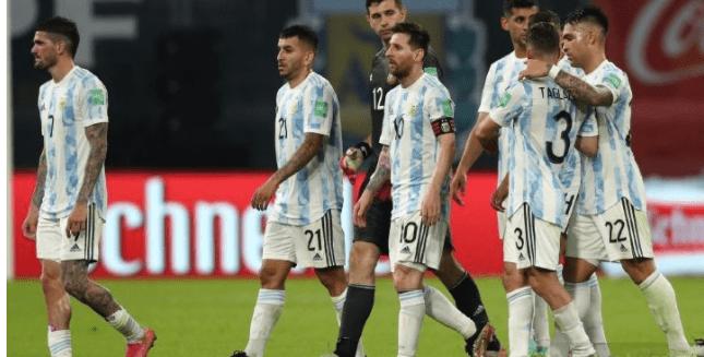 阿根廷VS乌拉圭首发11人曝光:433强攻,天才中场坐镇,梅西领衔最强攻击线