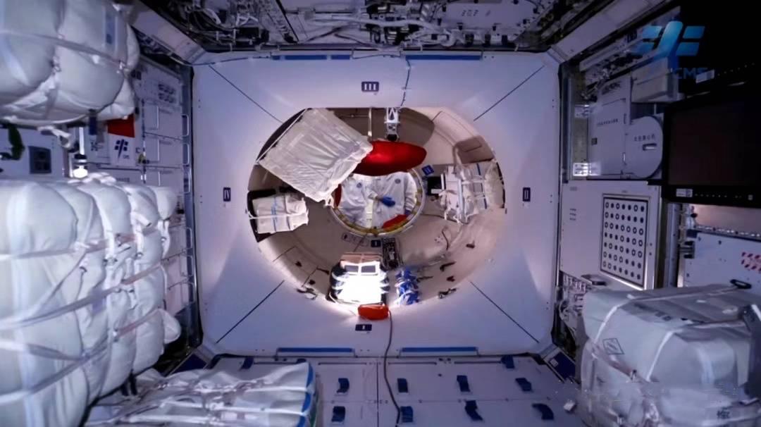 """中国何时可以进入自己的""""空间站""""?现在!"""