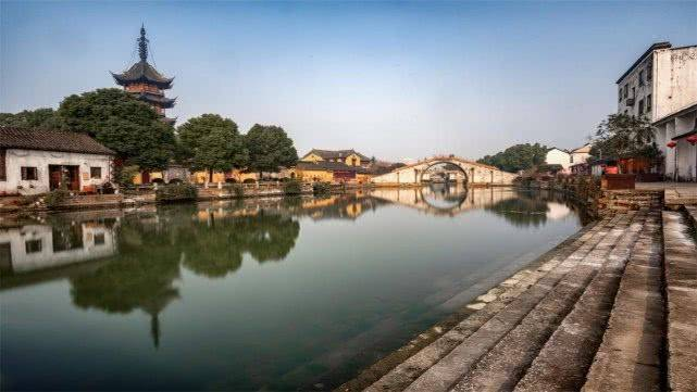 原创             苏州最有味道的古镇,两千年历史名不虚传,比锦溪周庄还美!
