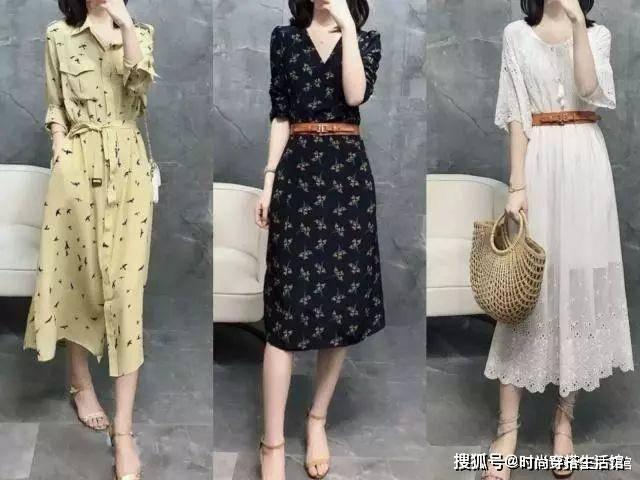【裙子怎么穿才好看】夏天穿裙子的3个搭配小技巧