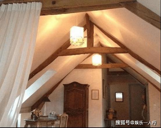 袁立豪宅装修,家里古典风貌,生活有品位