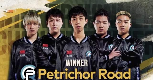 原创PCS4洲际赛:PCL赛区东亚最强!小叮当率领Pero斩获总冠军