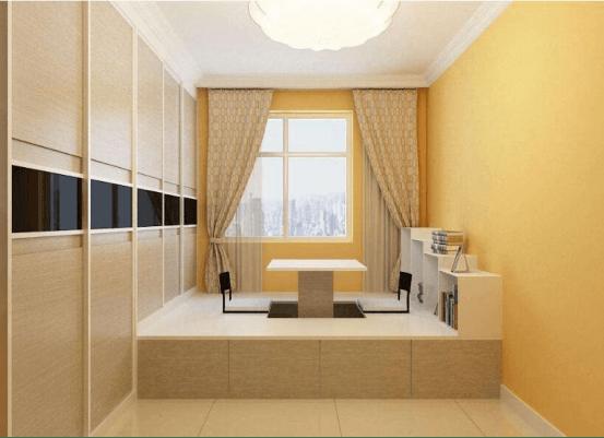 石家庄房产:卧室做榻榻米好还是做床好?