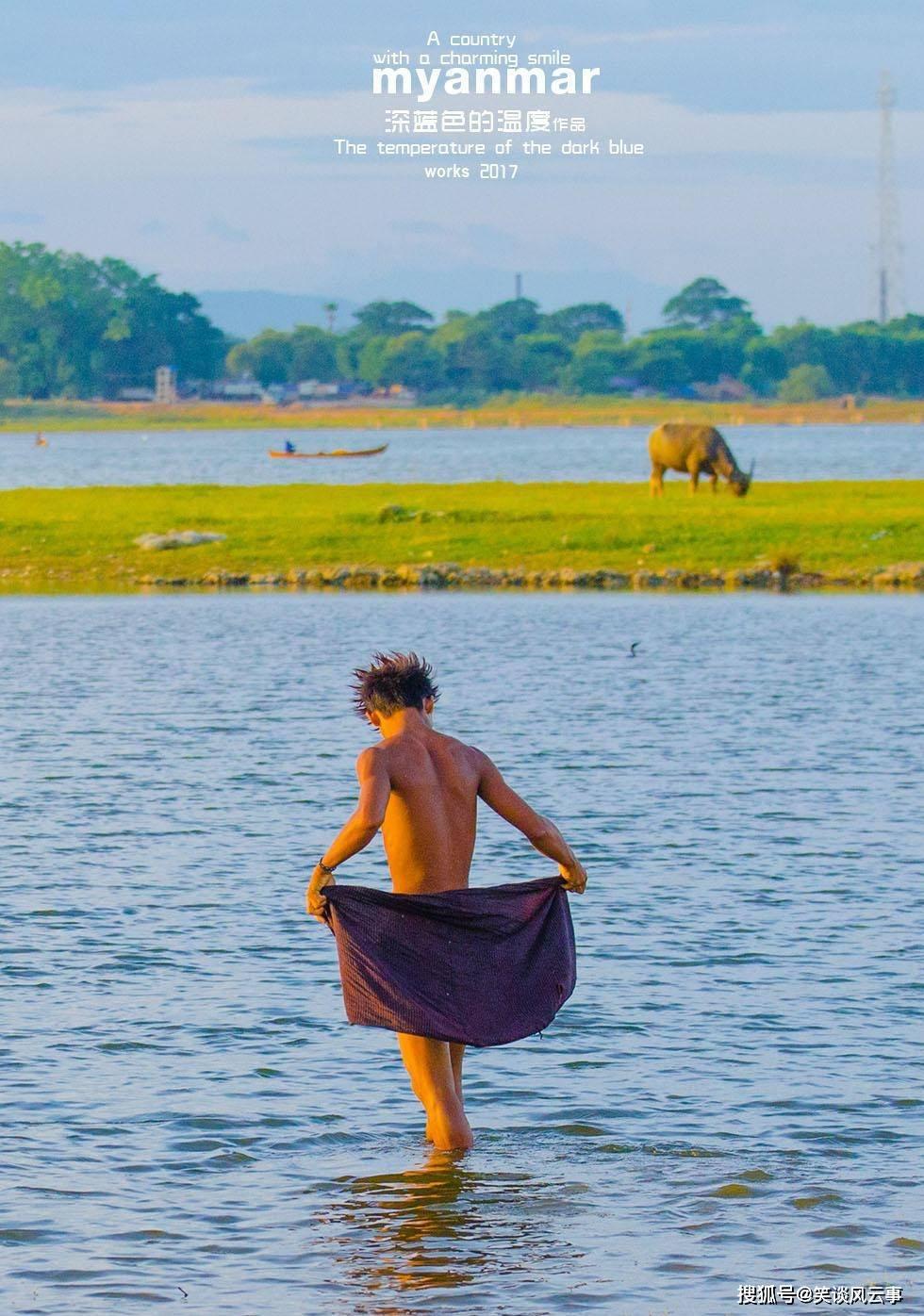 緬甸之旅, 我們拍下了各種各樣的笑容