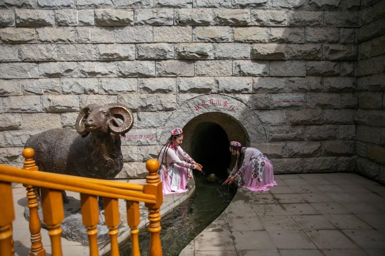 【坎儿井乐园】探寻古人智慧结晶,见识地下万里长城