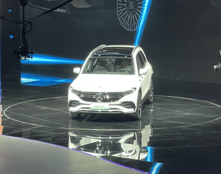 賓士EQ系列/全新奧迪A7L等 下半年豪華品牌新車前瞻