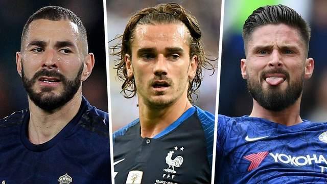都赖本泽马?媒曝法国队内三大次要矛盾!欧洲杯能晋级才怪?