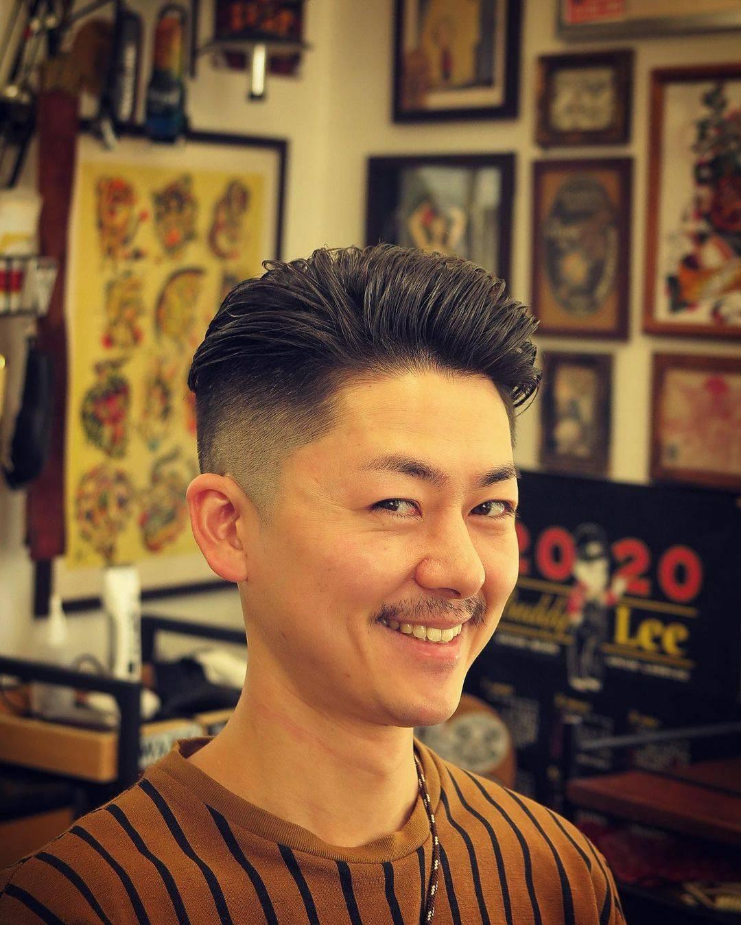 今夏帅到爆表的男发来了 立体时尚很有型 你剪对了吗