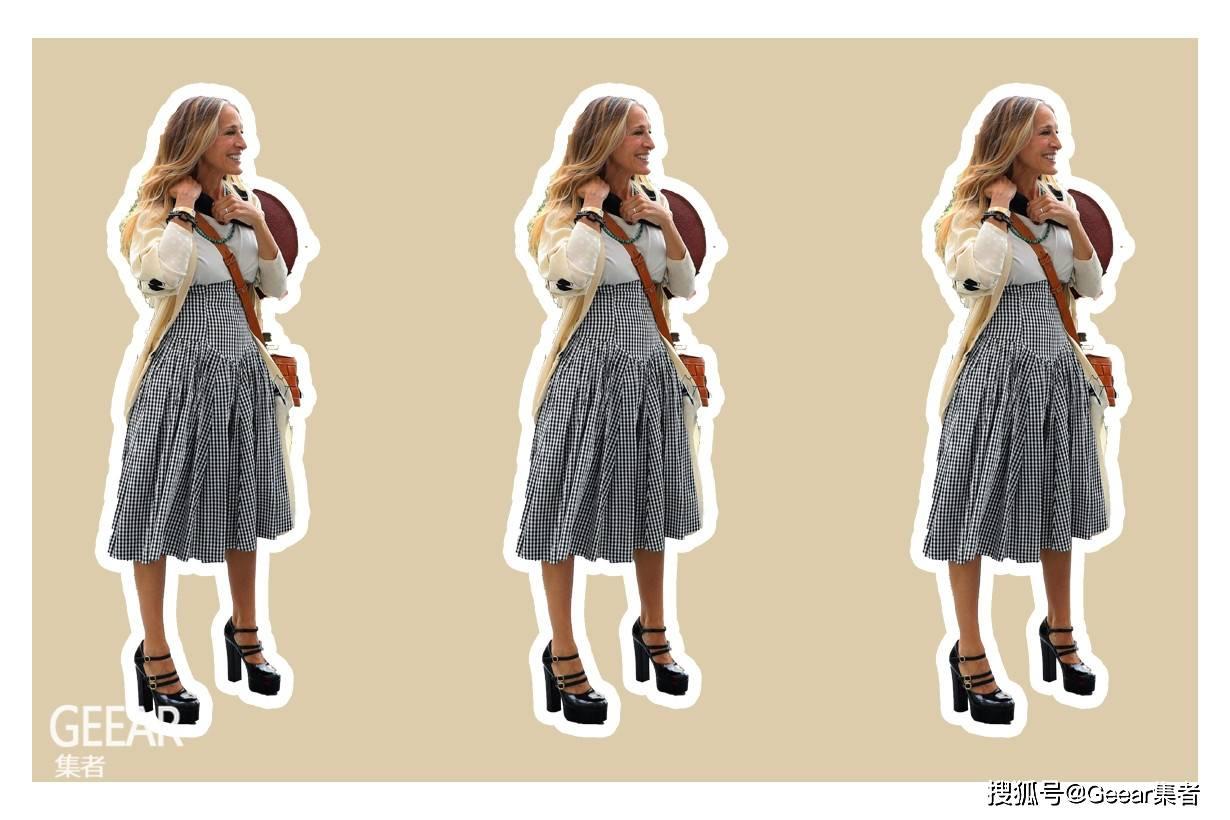 《欲望都市》回归:凯莉·布雷萧告诉你今年流行鞋款