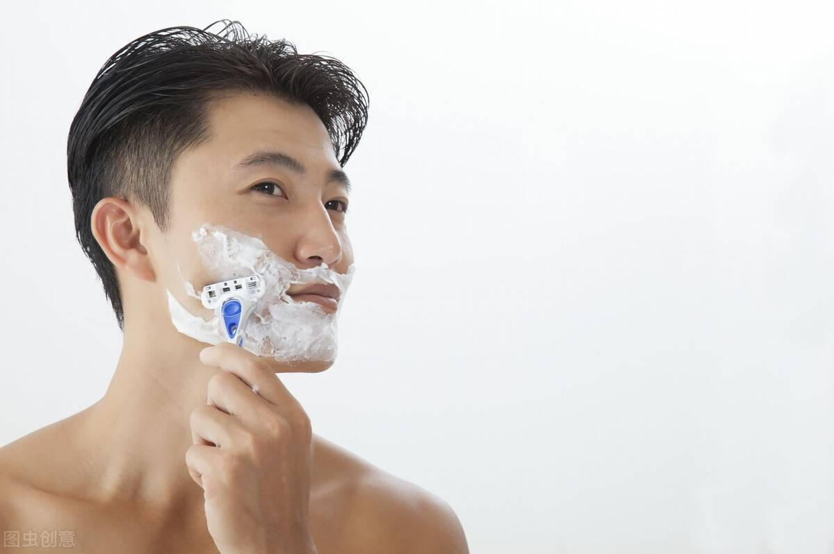 胡子长得快是什么原因?胡须长得快是好还是坏? 爸爸 第5张