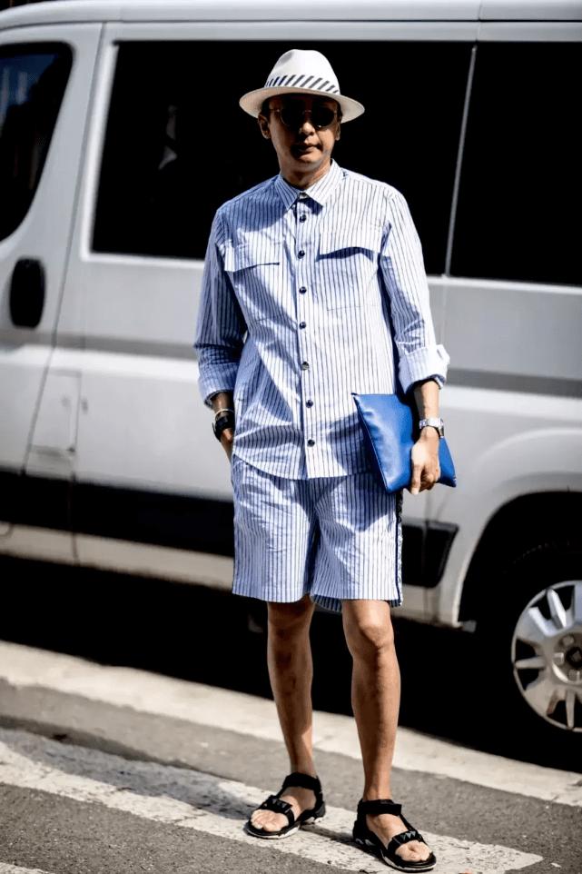 这样穿 短裤也能让你魅力爆发! 爸爸 第13张