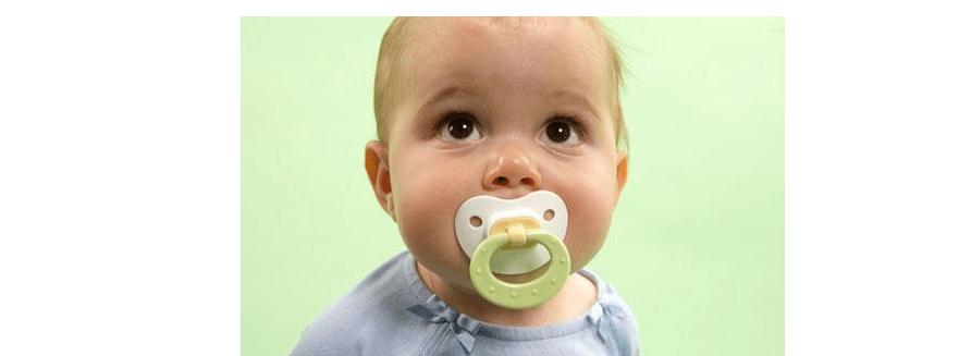 宝宝对安抚奶嘴 , 是出于生存本能的生理需求!-家庭网