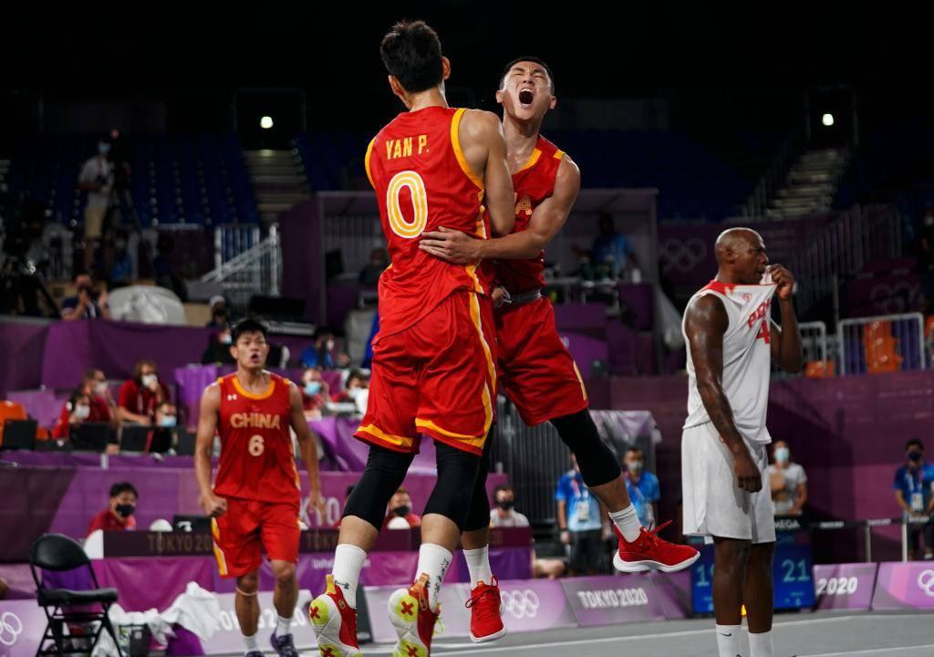 三人篮球26日综述:女篮提前晋级 男篮保住希望