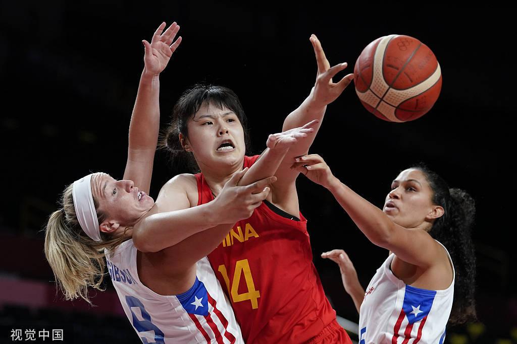 奥运首战中国女篮状态出众 内线优势大防守质量高_ag娱乐官网