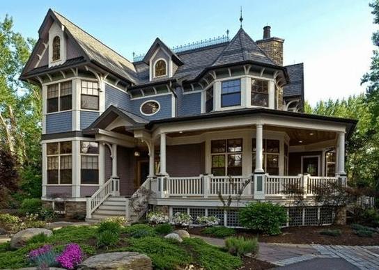 中山房产-中山房产网官方网站-广谈大湾网丨推荐这款三层别墅,这是理想的房子wjy
