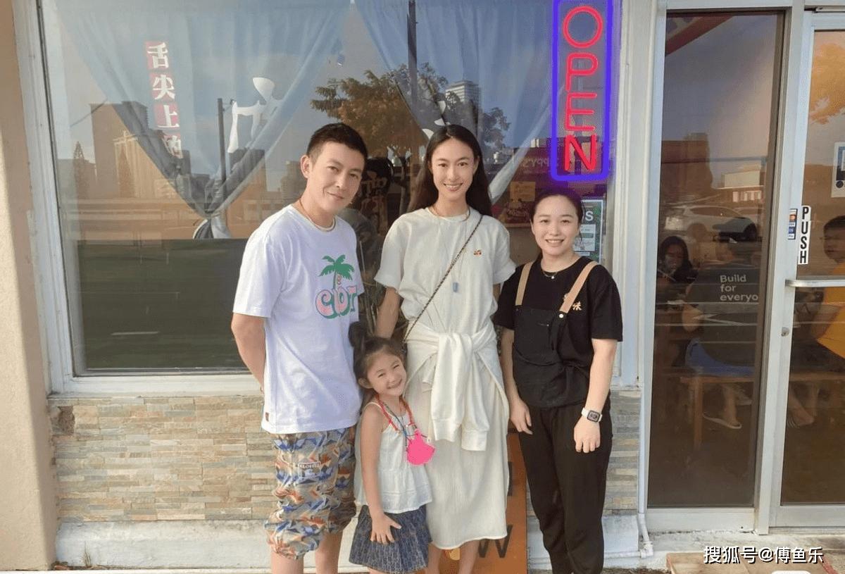 陈冠希颜值重回20岁!终于不再赵本山,女儿脸型和妈妈一模一样