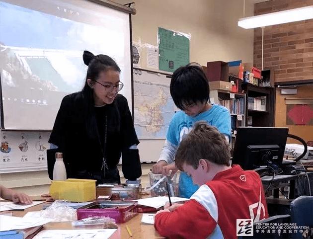 国际中文教师廖诗琴