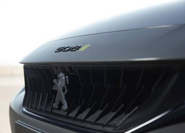 亮相了!标致新车比BBA漂亮,百公里4.3秒,500马力还要啥阿特兹