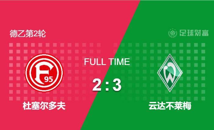 德乙3-2神剧本!德甲四冠王补时被绝平+点球绝杀,取降级后首胜