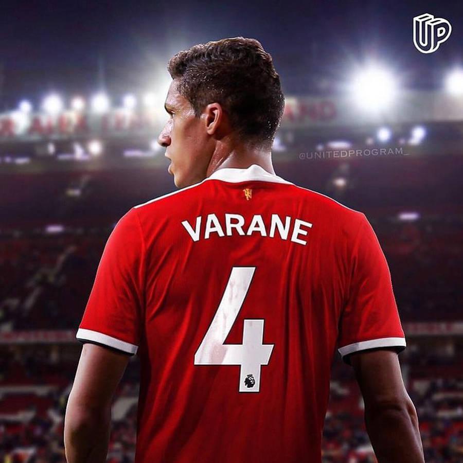 瓦拉内坚持要穿曼联4号!琼斯或被迫更换球衣,若能出租两全其美_娱乐行业主管