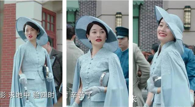 图片[2]-民国美女别硬演,有人惊艳了时光,有人滑稽像小孩偷穿大人衣-妖次元