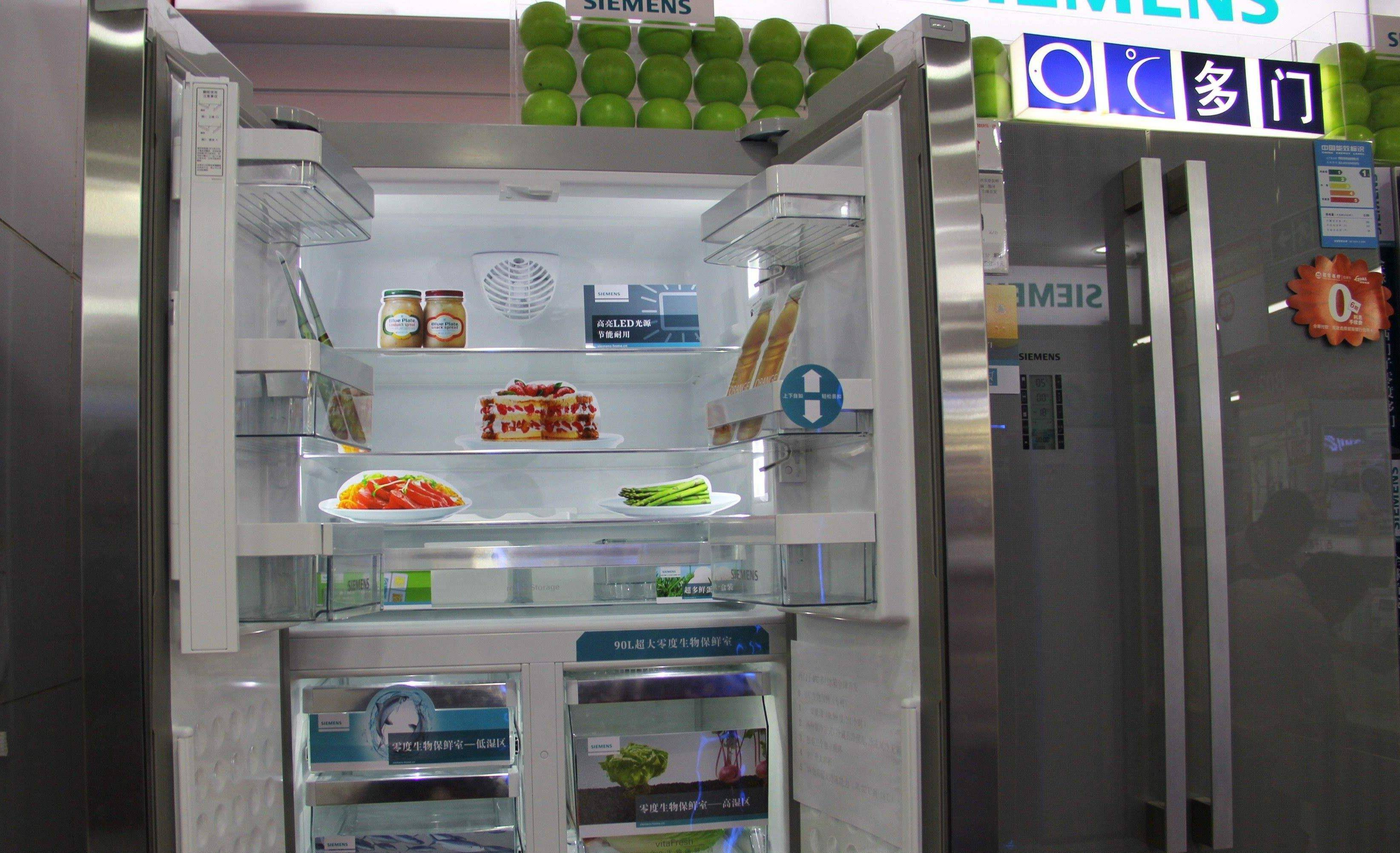 冰柜风冷的工作原理_冰柜工作原理图解