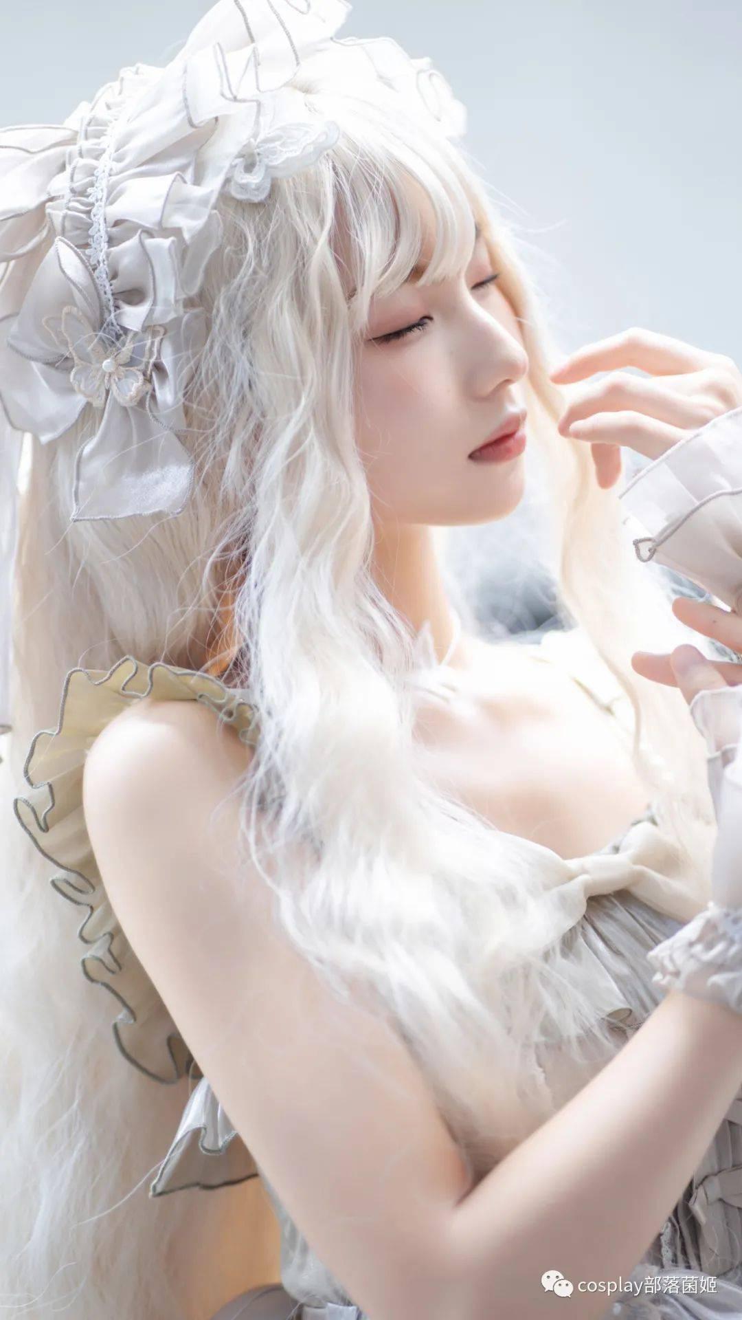 Lolita:唯美亮丽的小公主橙喵,你是梦中的天使嘛