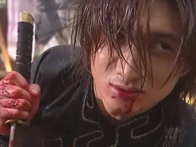 图片[36]-武林大侠别硬演,有范儿的风流倜傥好迷人,丑的你给我把脸蒙上-妖次元