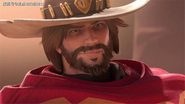 受到暴雪丑闻的影响,《守望先锋》中的游戏角色麦克雷确定改名