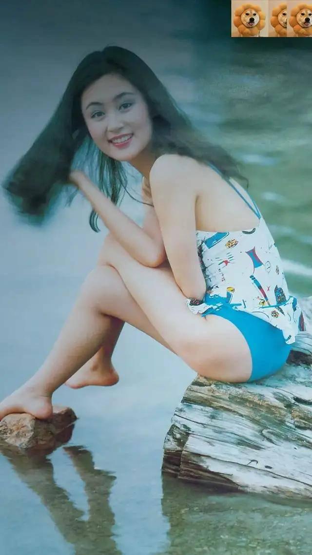图片[47]-八九十年代的女明星挂历,复古又雷人,都是青春的记忆,好怀念啊-妖次元