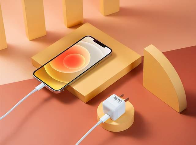iPhone 13仍不配充电器?努比亚这款MFi认证充电器也值得选