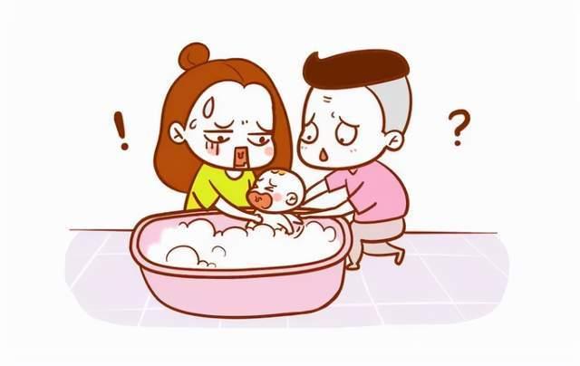 宝宝在家洗澡麻烦还会感冒,不如去婴儿游泳馆