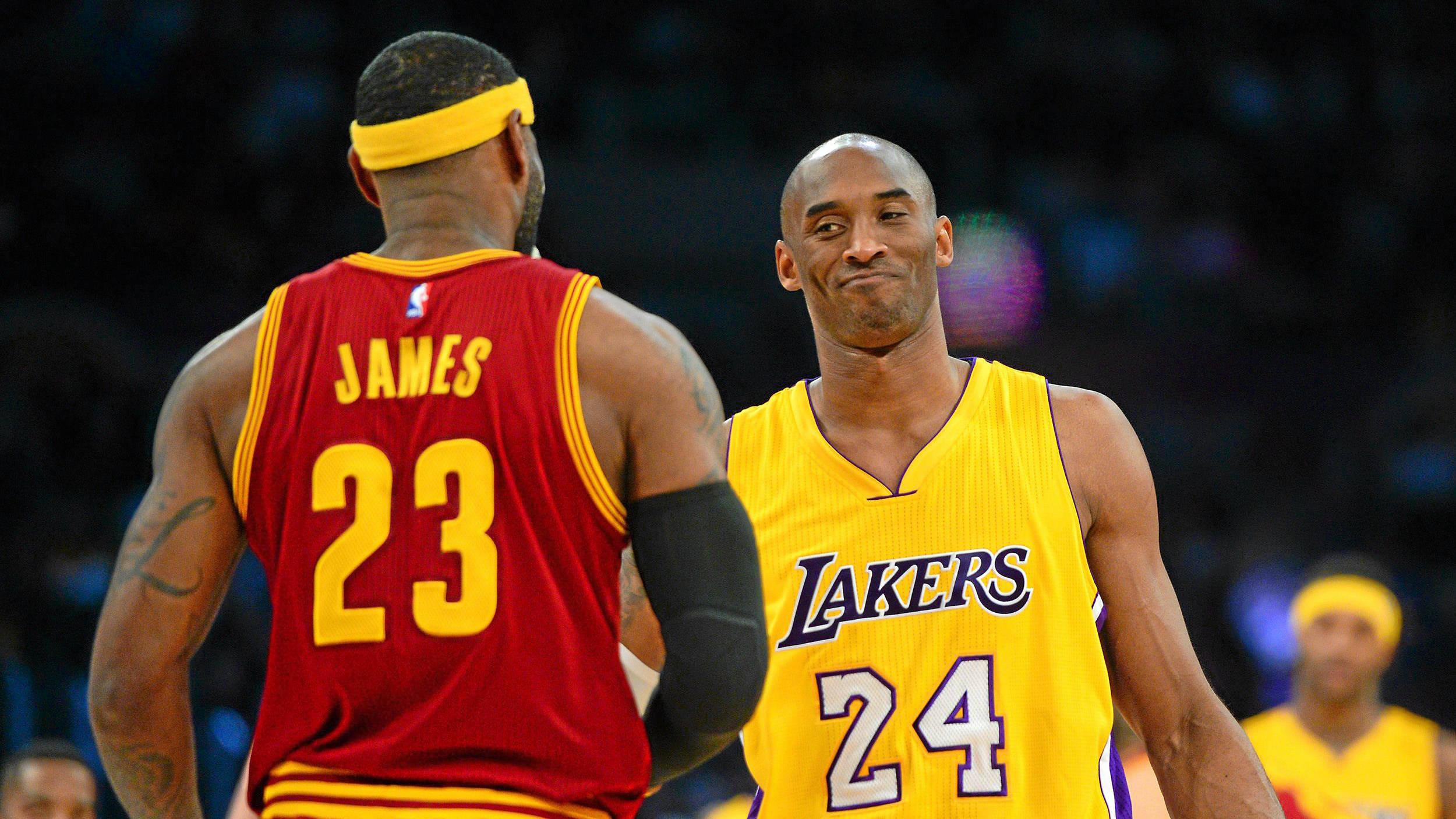 NBA历史上最伟大的球员几乎都身处不同时代,所以这些球员之间