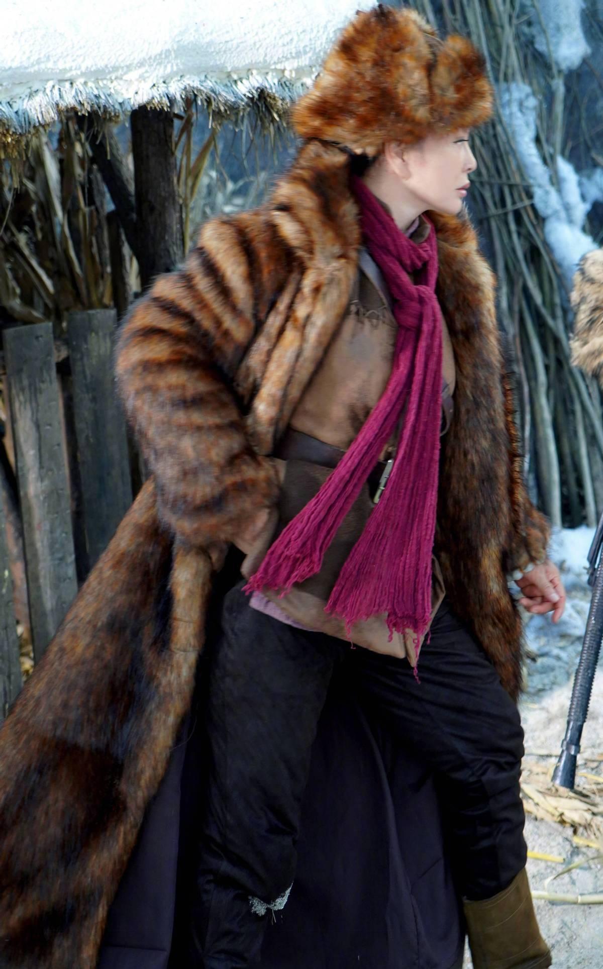 梦见朋友买貂皮大衣 梦见买黑色貂皮大衣