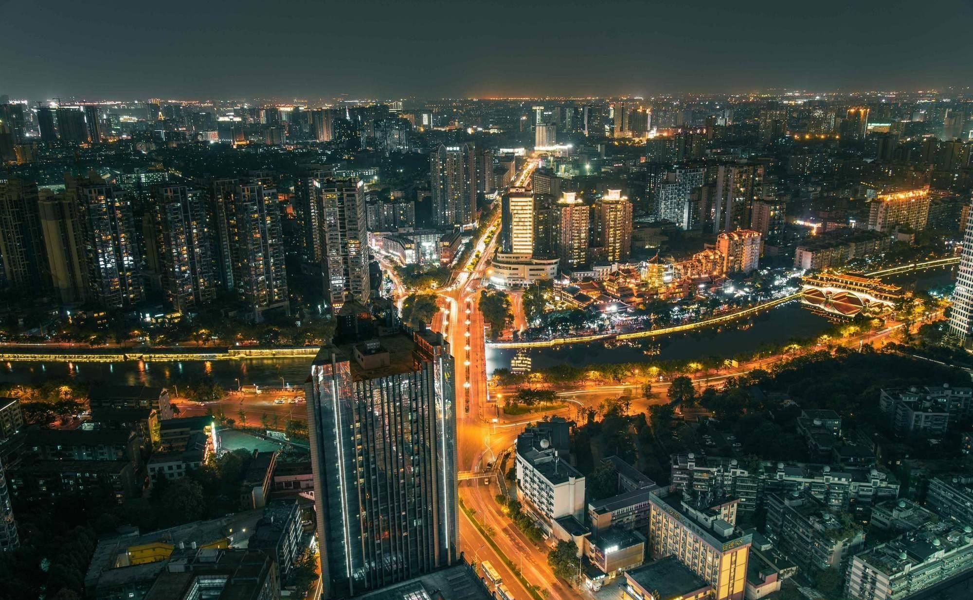 中国gdp中占比_中国最像的两座省会,GDP占比一模一样,都是新一线大城市