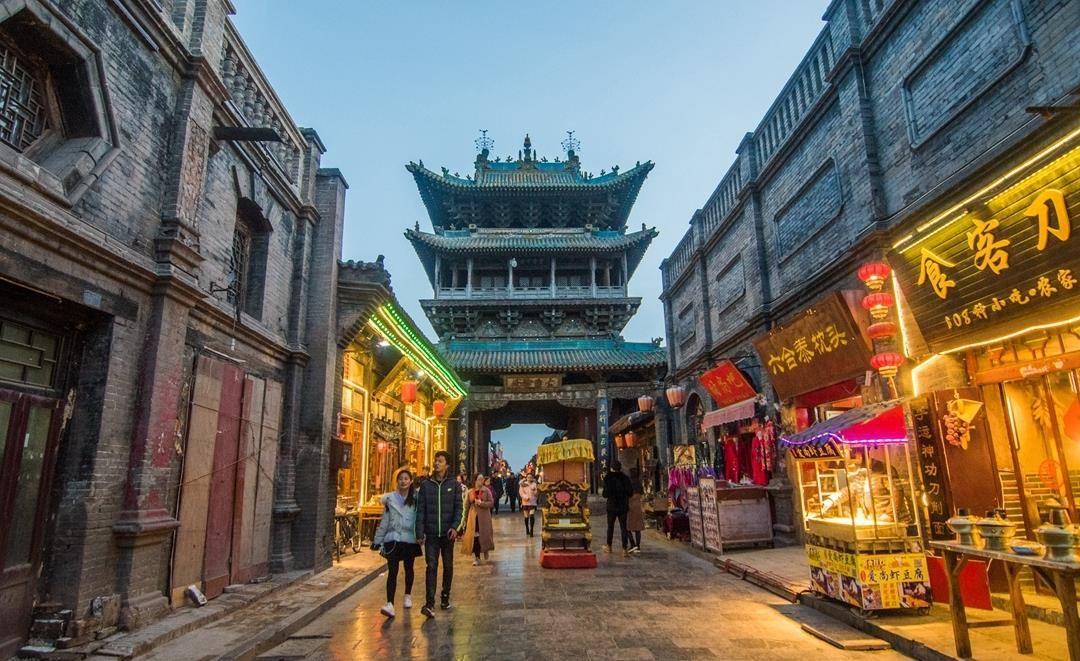 明清时最著名的商业街,繁荣程度超香港,财富多到无法估量!