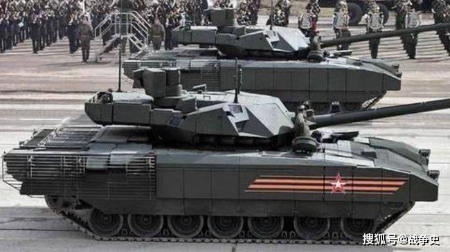 俄罗斯第四代坦克都出来了,美国为啥还没影?三大