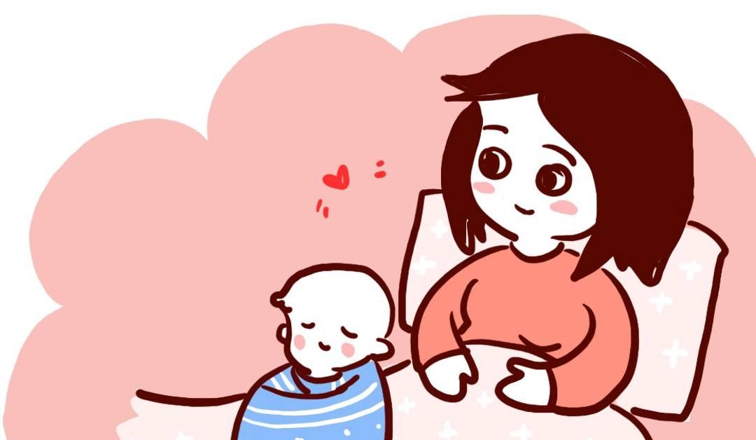 """经常摸宝宝身上这3个部位,宝宝越来越聪明,谨记""""三摸两不摸"""""""
