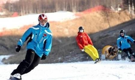 滑雪胜地,避暑天堂,崇礼是个好地方