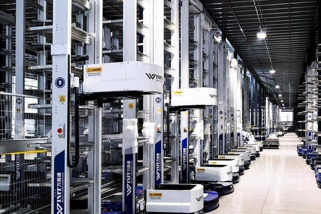 海柔创新宣布完成两轮超2亿美元融资