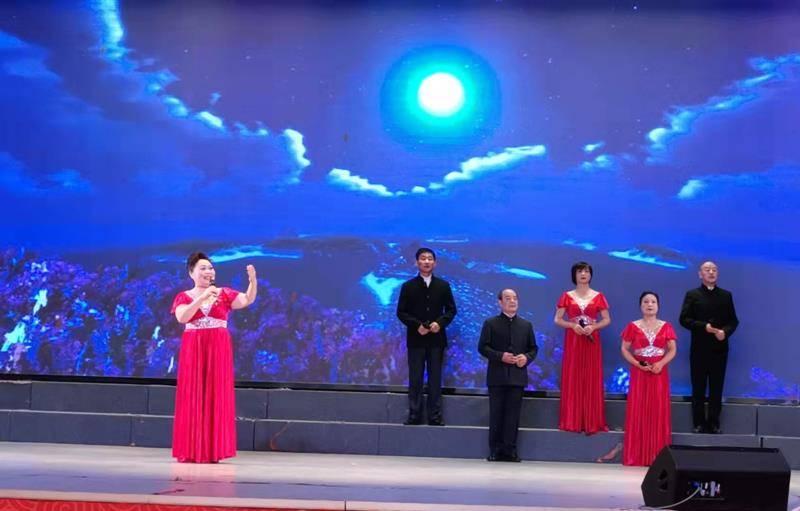 淮北市文化馆开展庆祝中秋佳节线上文艺演出活动