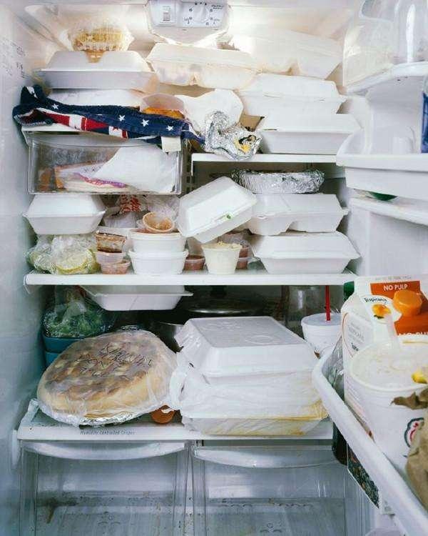 冰箱收纳三步走,放再多的东西,也能一目了然