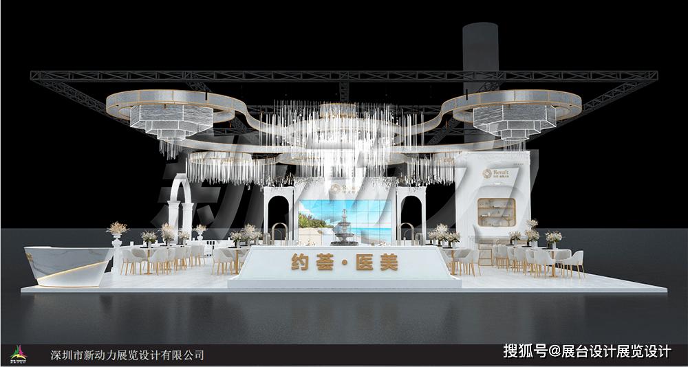 展厅中展柜的设计手法,应该重点关注展厅中展柜的设计