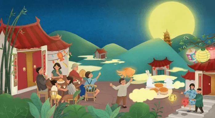 花好中秋节,月圆中秋夜——中秋DIY亲子节活动精彩回顾