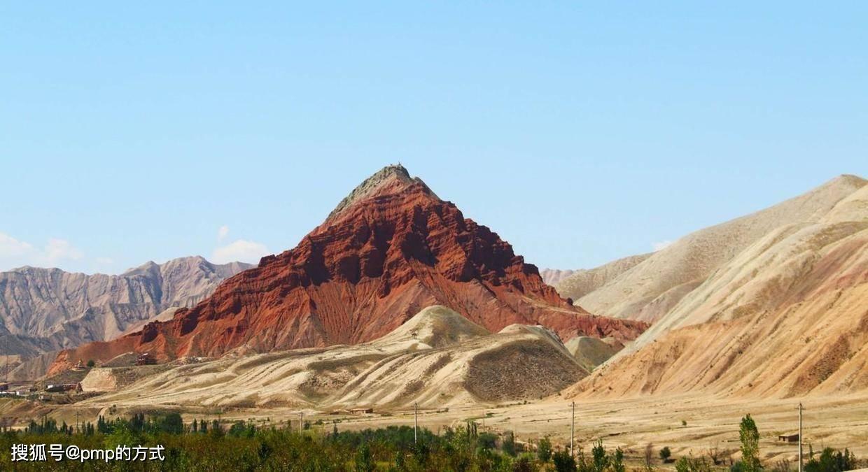 被遗忘的新疆S101美景---绕路的风景(意外的风景)